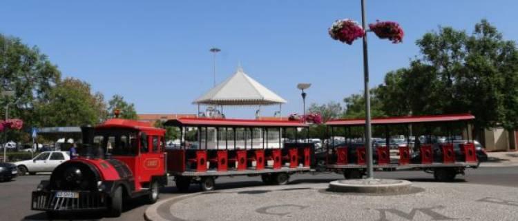 Aproveite a última semana de agosto para passear no comboio turístico de Estremoz