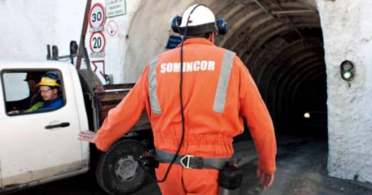 Mineiros desconvocam greve nas minas de Neves-Corvo