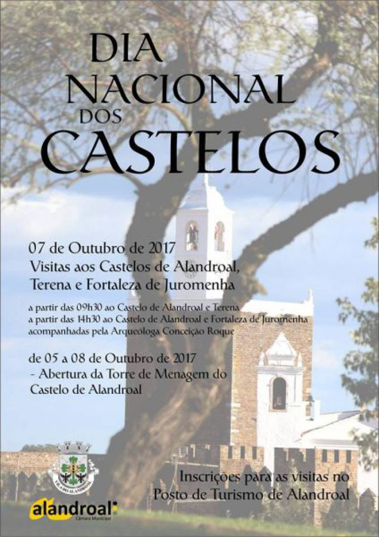Município de Alandroal promove visitas aos Castelos do Concelho