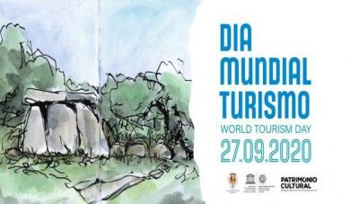 Dia Mundial do Turismo e Jornadas Europeias do Património com visitas à Anta do Paço das Vinhas