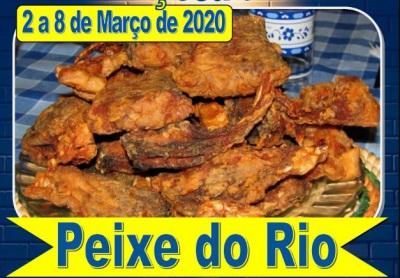 Semana do Peixe do Rio em Vila Viçosa, de 2 a 8 de março