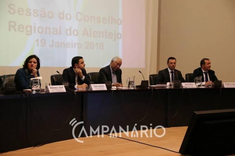 Campanário TV: Conselho Reg. da Comissão de Desenvolvimento Regional com a presença do Primeiro-Ministro (c/video)