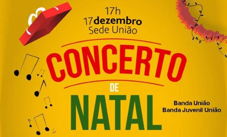 Estremoz: Banda União promove concerto de Natal