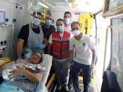 Bombeiros Voluntários de Portel fazem parto de um menino
