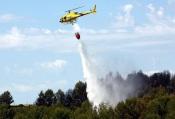 Última Hora: Incêndio de grandes dimensões em Odemira com mais de 60 Bombeiros e 3 meios aéreos!
