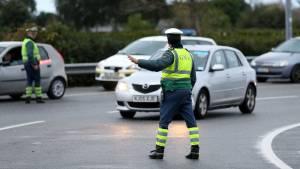 GNR autuou cerca de meia centena de condutores esta quarta-feira no distrito de Évora (c/som)
