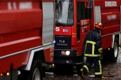 Incêndio destrói máquinas agrícolas em Borba