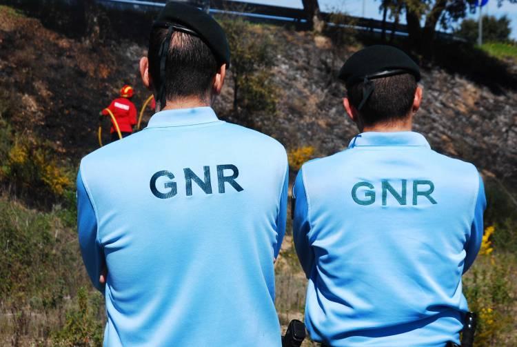 GNR registou 3 incêndios no distrito de Évora este fim-de-semana (c/som)