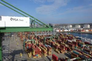 Porto de Sines bate record em 2018 e lança novo modelo de entrega e recolha de mercadorias para 2019