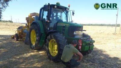 GNR de Elvas deteta nove infrações em fiscalização para prevenção de incêndios rurais