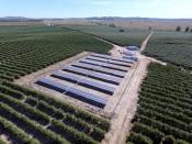 Universidade de Évora é a única entidade portuguesa a integrar projeto multinacional que promove irrigação com zero emissões