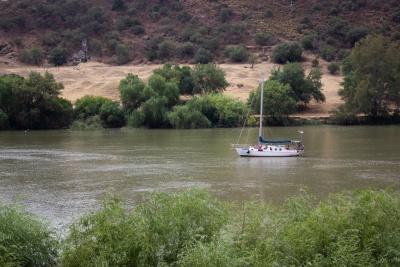 Obras de desassoreamento do Guadiana entre Alcoutim e Pomarão concluídas até final de novembro