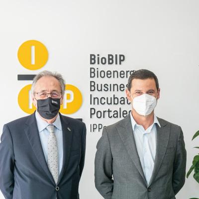 Politécnico de Portalegre apresenta Academia para o Hidrogénio ao Secretário de Estado da Energia