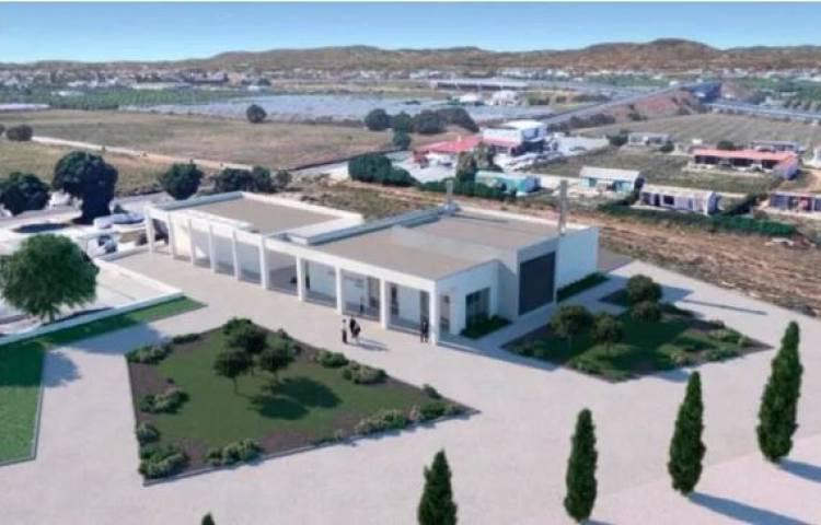 Novo crematório de Faro custa 1.1M € e irá servir o Alentejo
