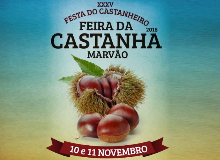 Marvão promove a castanha com a XXXV Feira da Castanha - Festa do Castanheiro