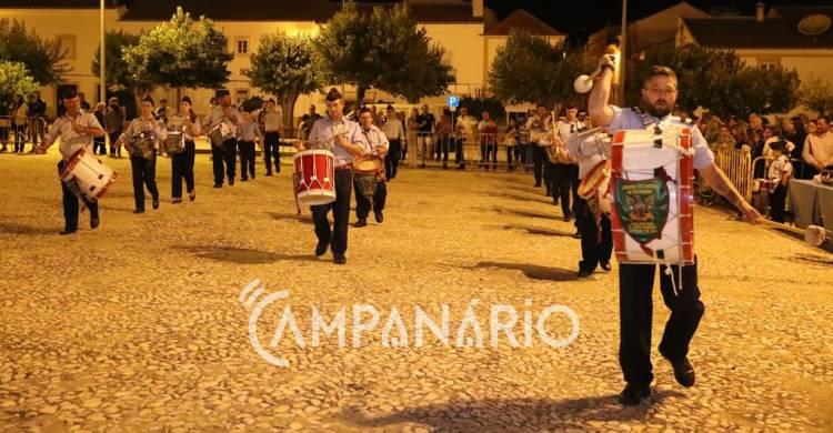 """Vila Viçosa: Encontro de Fanfarras era """"um objetivo e um sonho"""", diz comandante dos Bombeiros (c/som e fotos)"""