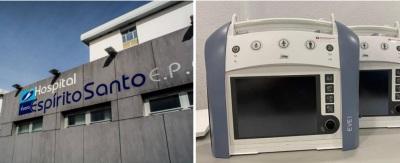 COVID-19: Municípios entregam os primeiros ventiladores ao Hospital de Évora amanhã