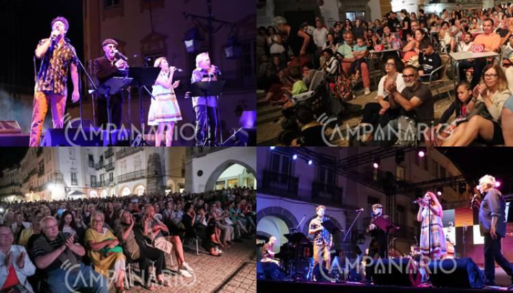 'Canções de Roda' animaram Évora no 'Artes à Rua'. A RC mostra-lhe as imagens