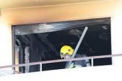 Elvas: Incêndio em Apartamento provoca dois feridos esta manhã!