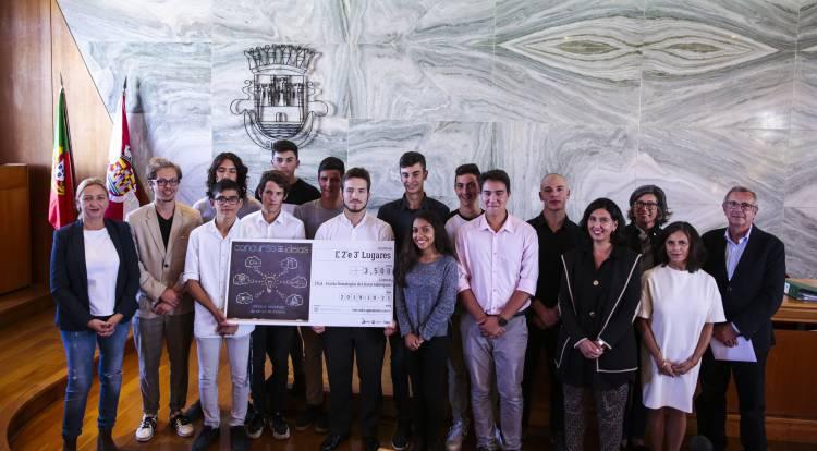 CM de Sines premeia ideias dos alunos para o ambiente