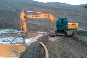 Barragem da Vigia fora da lista de albufeiras com pouca água a serem limpas Governo, diz administrador regional do Alentejo da APA (c/som)