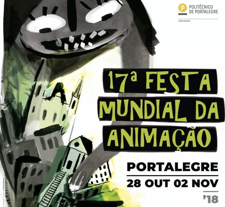 Cinema de animação promovido em Portalegre até sexta-feira