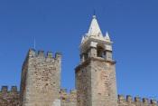 Depois de ter sido danificada por um raio, Torre do Castelo de Mourão já está requalificada
