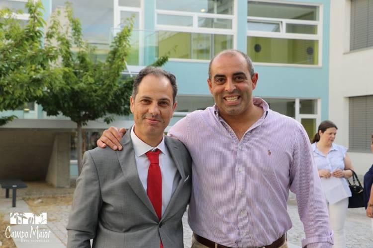Jaime Carmona toma posse como Diretor do agrupamento de escolas de Campo Maior para o próximo quadriénio.