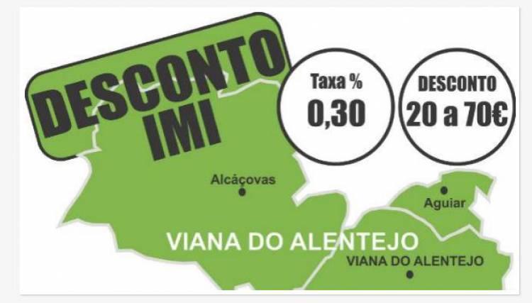 """Viana do Alentejo tem """"taxas de IMI mínimas, descontos para famílias e empresas"""", diz Bengalinha Pinto (c/som)"""