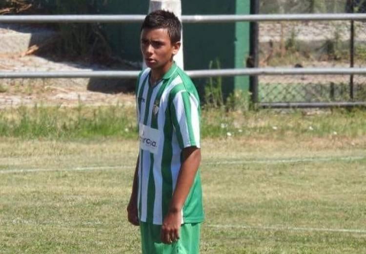 Eborense Rodrigo Grenha convocado para a Seleção Nacional sub-15