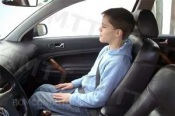 As crianças com menos de 12 anos podem ou não andar no banco da frente do automóvel? A GNR esclarece!