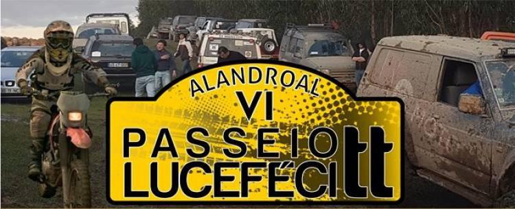 Alandroal: Esgotadas inscrições para o VI Passeio LucefeciTT