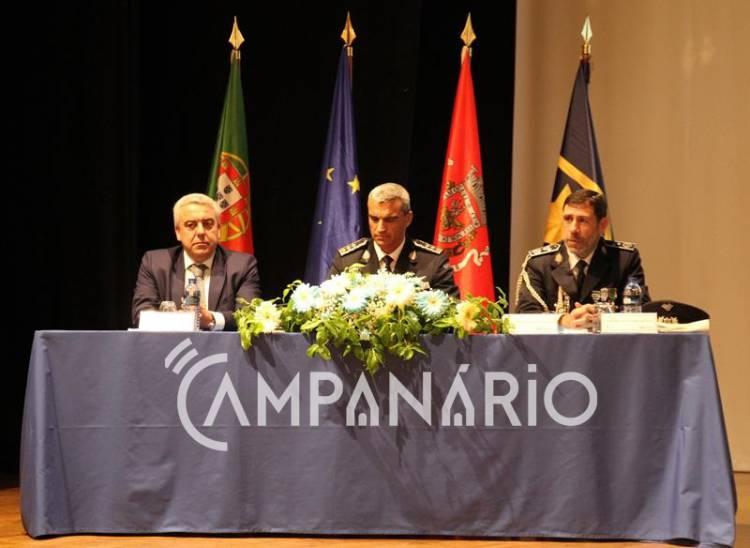 """Elvas: No 140º aniversário do Comando da PSP de Portalegre, comandante destaca """"proximidade"""" da força com a população (c/som e fotos)"""