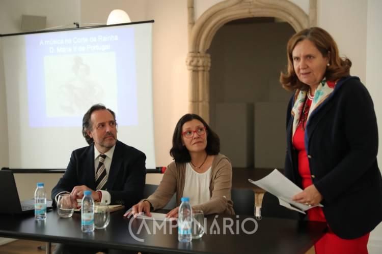 """Fundação da Casa de Bragança apresentou em Évora """"A música no tempo da rainha D. Maria II"""" (c/som e fotos)"""