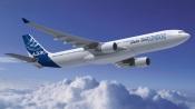Beja tem mais um Airbus A330-300 um dos gigantes do céu