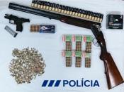 PSP faz três detenções e diversas apreensões na cidade de Elvas