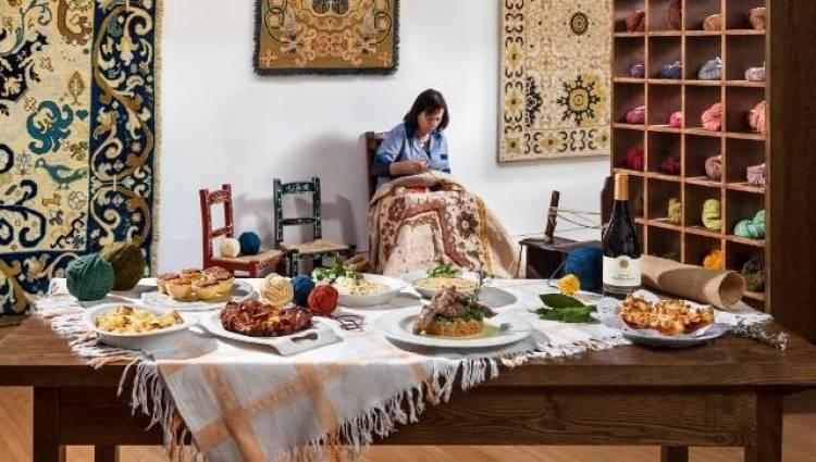 Gastronomia, Empada e Tapete de Arraiolos promovidos em certame a partir de 25 de outubro