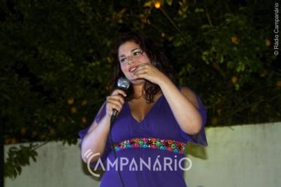 "Fadista Soraia Branco sobe a palco este sábado no ""Borba ON"""