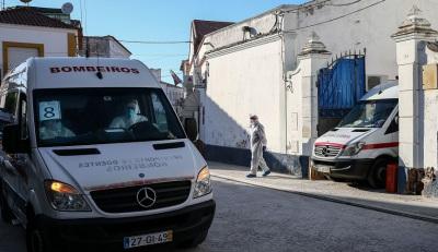 COVID-19: Mais três utentes do lar de Reguengos de Monsaraz recuperados