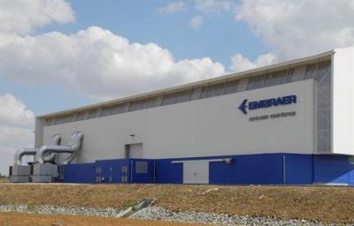 Fábricas da Embraer em Évora passam para as mãos da Boeing