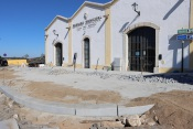 Elvas: Obra de criação de passeio em frente Mercado da Casa das Barcas já arrancou