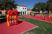 Parque infantil de Amareleja reabre dia 21 de fevereiro (c/som)