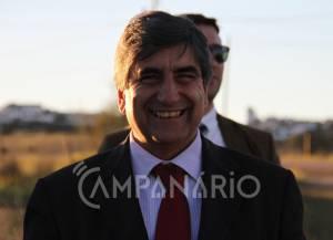 """Centrais fotovoltaicas no Alentejo são """"apostas que Portugal tem que fazer"""", diz secretário de Estado do Ambiente (c/som)"""
