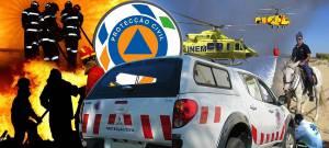 Évora incluída no exercício europeu de Proteção Civil CASCADE'19, o maior de sempre em território nacional
