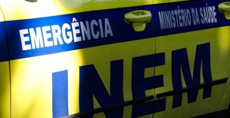 Despiste provoca 3 feridos graves e 8 ligeiros no Baixo Alentejo