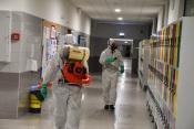 Município de Nisa Procede À Desinfeção dos Estabelecimentos Escolares no Âmbito da Prevenção ao Covid-19
