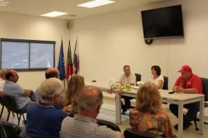 Câmara de Arraiolos apoia compra de ambulância