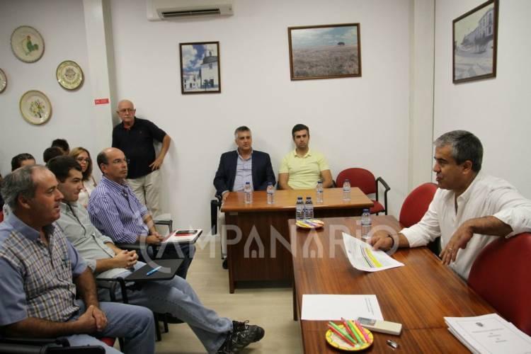 Órgãos autárquicos da Junta de Freguesia de Redondo tomaram posse na passada sexta-feira (c/som e fotos)