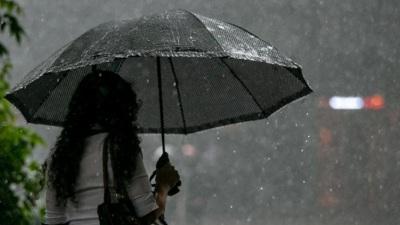 Diga adeus ao verão e prepare-se...chuva chega amanhã!