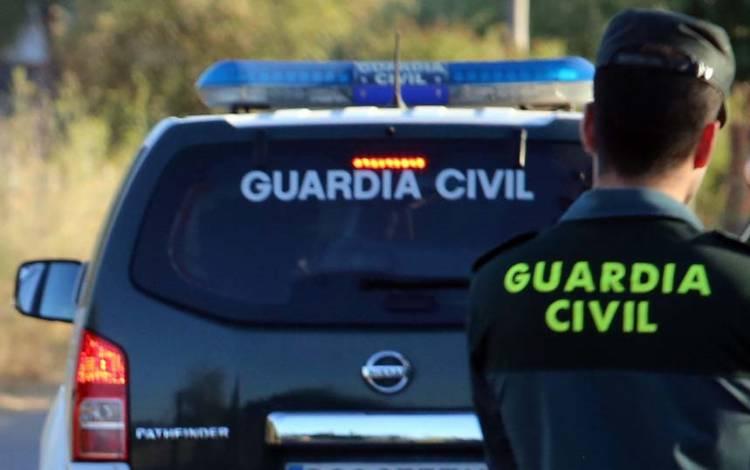 Guarda Civil Espanhola encontra homem português desaparecido no Alto Alentejo